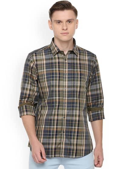 3aca0870583 Van Heusen Shirts - Buy Van Heusen Shirt For Men Online | Myntra