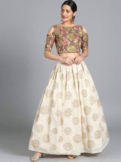 523545c83d Bollywood Vogue Lehenga Choli - Buy Bollywood Vogue Lehenga Choli ...
