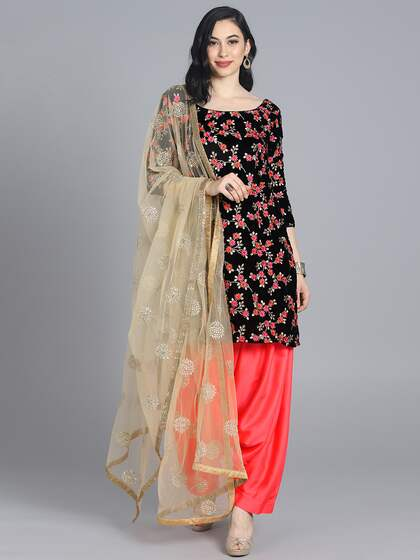61ebdeb3e2 Punjabi Suits - Buy Punjabi Suit Online in India at Best Price | Myntra