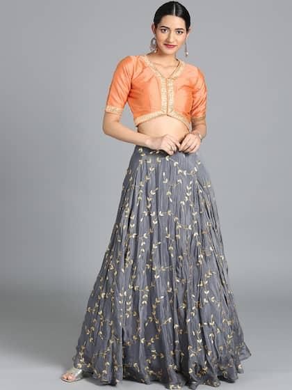 ed6dbd8a99 Bollywood Caress Sarees Lehenga Choli - Buy Bollywood Caress Sarees ...
