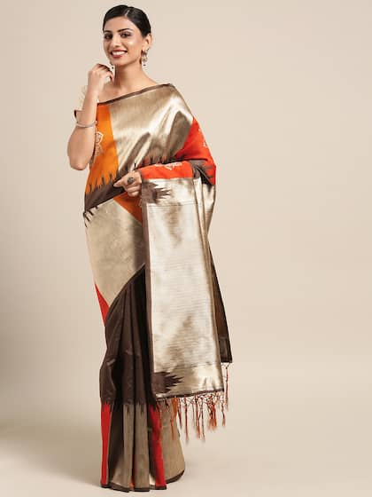 8878f48173e Saree - Buy Sarees Online at Best Price in India | Myntra