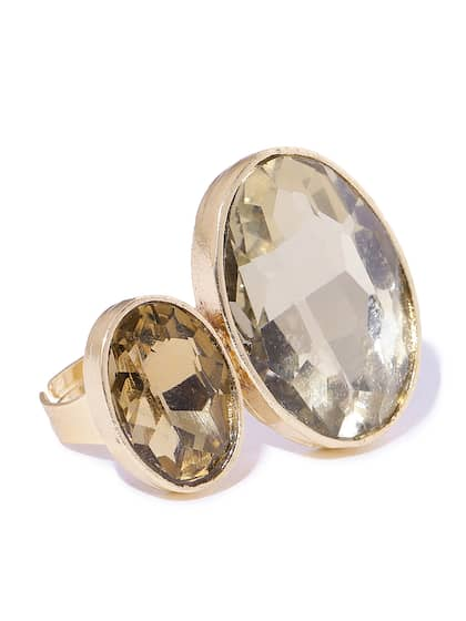 fda232d1605a34 Rings - Buy Rings Online for men & Women at best price | Myntra