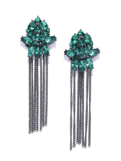 436733d247e Drop Earrings - Buy Drop Earrings Online in India