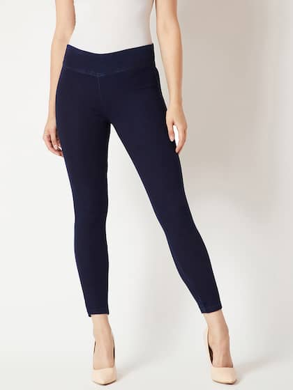 5b40117fd7 Miss Chase Jeggings - Buy Miss Chase Jeggings online in India