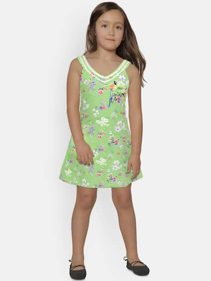 91f7b04c9 Girls Dresses - Buy Frocks & Gowns for Girls Online | Myntra