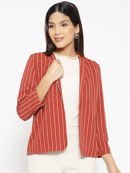 93c2f18a308 Women Blazers Online - Buy Blazers for Women in India
