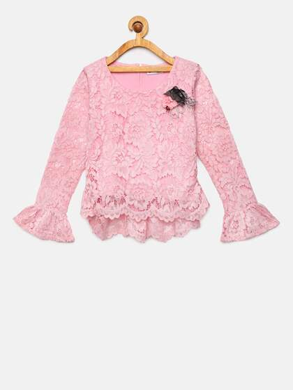 28350c3f77622 Girls Tops - Buy Stylish Top for Girls Online in India | Myntra