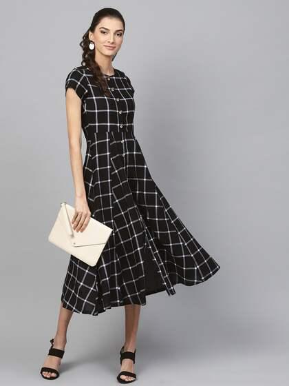 02fdd689776f Black Dress - Buy Black Dresses For Women in India | Myntra