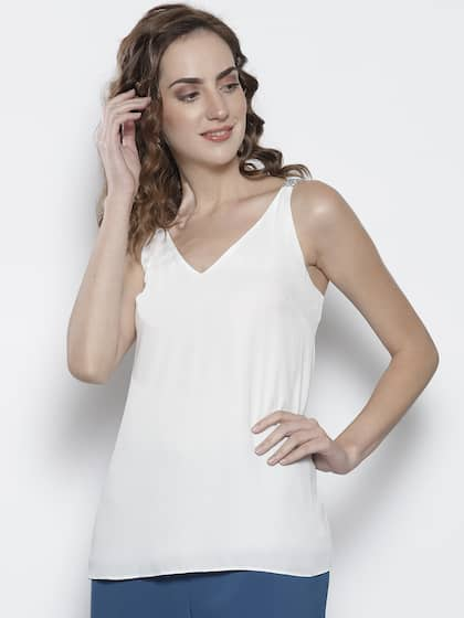 40d7836f Tops - Buy Designer Tops for Girls & Women Online | Myntra