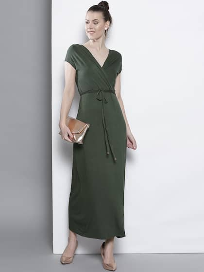 e7bd1b78c7 Long Dresses - Buy Maxi Dresses for Women Online in India - Upto 70% OFF