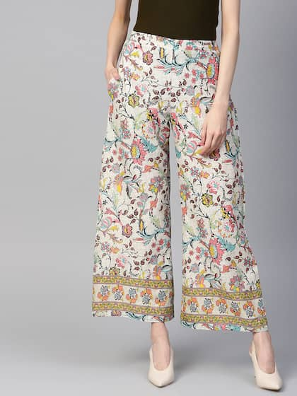 b9350afaf34 Palazzo Pant - Buy Latest Palazzo Pants Online in India