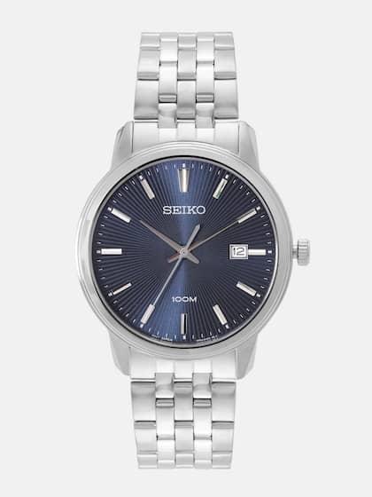 a41d07a47 Seiko Watches - Buy Seiko Watch for Men & Women Online | Myntra