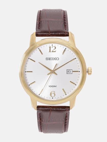 b233b78da Seiko Watches - Buy Seiko Watch for Men & Women Online | Myntra