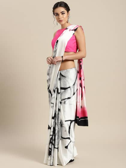 e7821a087a Crepe Sarees - Buy Crepe Saree Online @ Best Price | Myntra