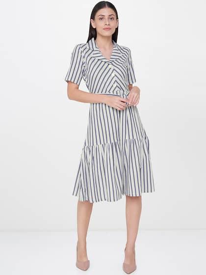 ec2f62b90d3 Linen Dresses - Buy Linen Dresses Online in India