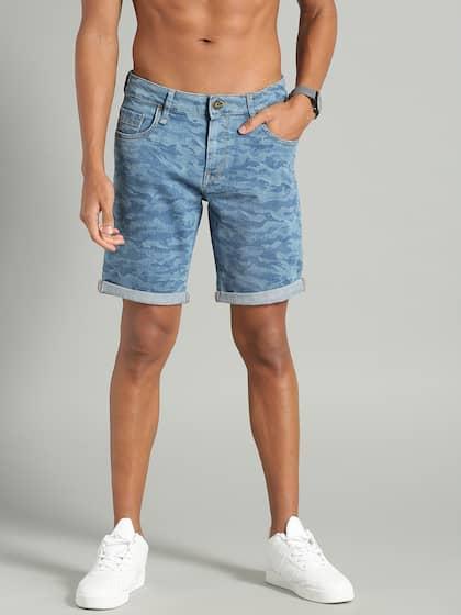 9cc4726be Denim Shorts - Buy Denim Shorts online in India