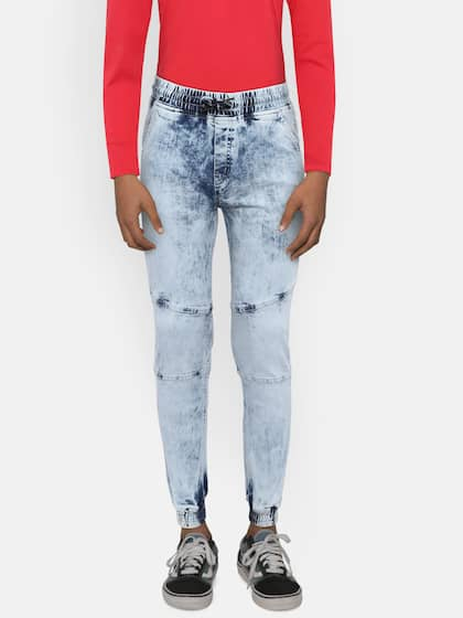 05d44410 Boy's Jeans - Buy Jeans for Boys Online in India | Myntra