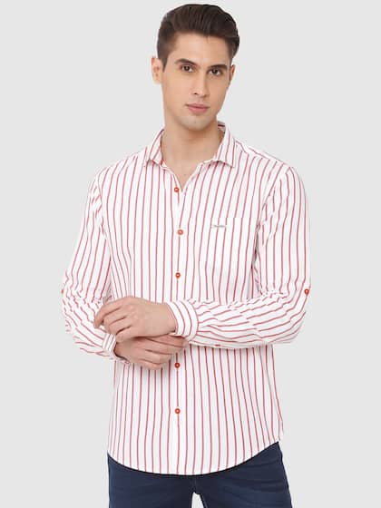 de66d055b0 Mufti Shirts - Buy Mufti Shirt For Men Online in India | Myntra