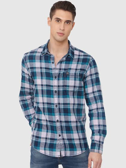 0482fe79 Mufti Shirts - Buy Mufti Shirt For Men Online in India | Myntra