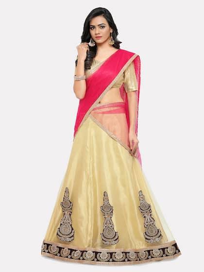 3b5cbb0d5c Lehenga - Buy Designer Lehengas Online in India | Myntra