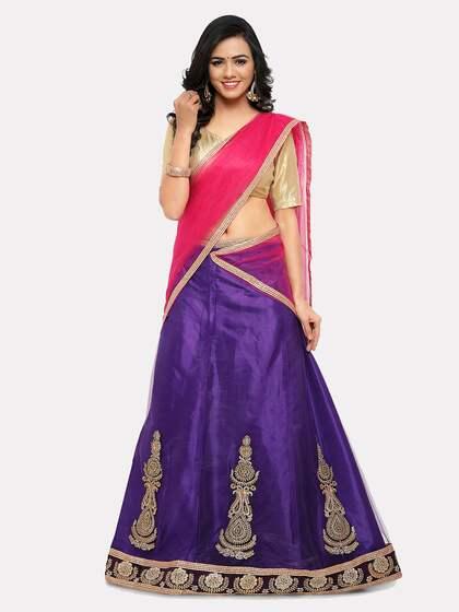 e7ec16fd66 Lehengas - Buy Lehenga for Women & Girls Online in India   Myntra