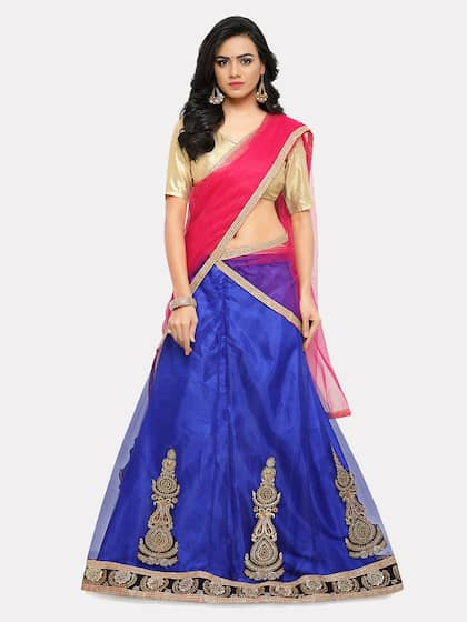 aaf7151cf16 Lehenga - Buy Designer Lehengas Online in India