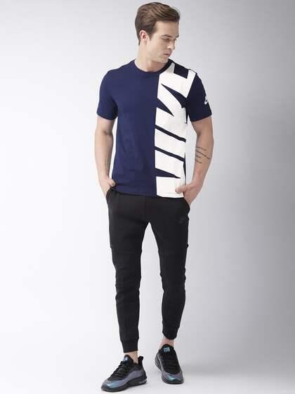 e1be3862b3d Nike TShirts - Buy Nike T-shirts Online in India | Myntra