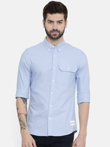 87a25c62daf272 Casual Shirts for Men - Buy Men Casual Shirt Online in India