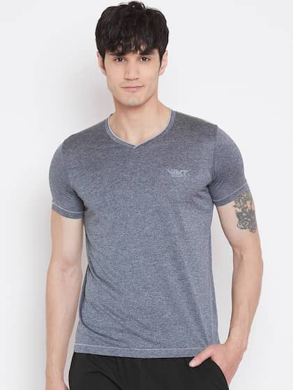 15ef4cd69003 Sports T-shirts - Buy Mens Sports T-Shirt Online in India |Myntra