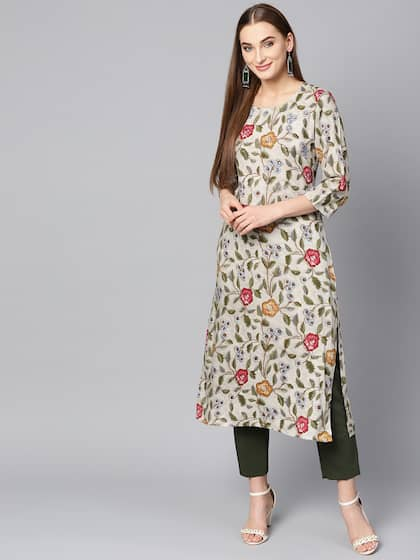 e2516c90f6e3b1 Ladies Kurtas - Buy Kurtas for Women Online in India | Myntra