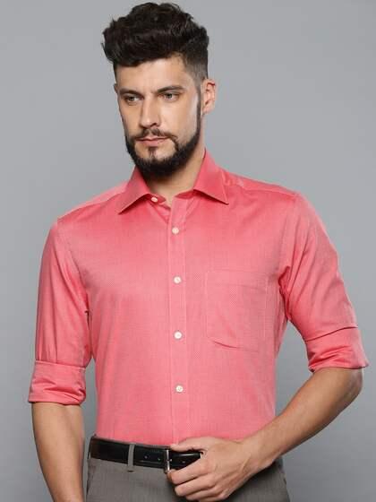 4d388410 Formal Shirts for Men - Buy Men's Formal Shirts Online | Myntra