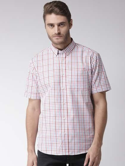 db2ad5b94cd Printed Shirts - Buy Printed Shirts Online in India