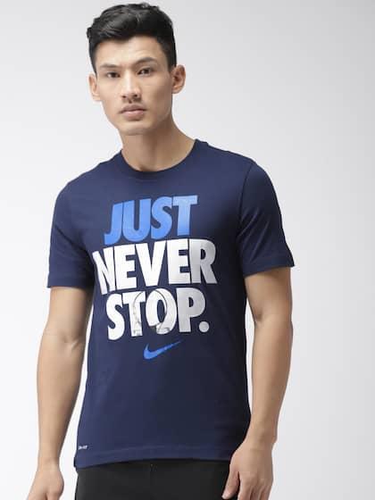 8cdb855c54399 Nike TShirts - Buy Nike T-shirts Online in India | Myntra
