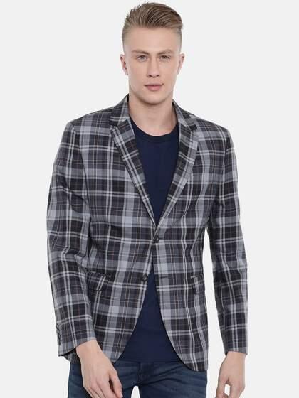 974872866d27 Blazers for Men - Buy Men Blazer Online in India at Best Price | Myntra