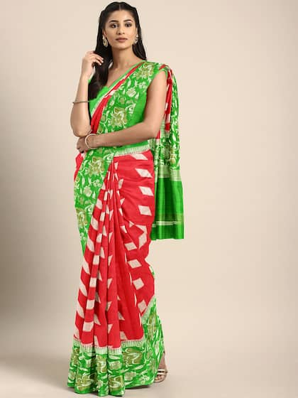 a23b270298 Tussar Sarees - Buy Pure Tussar Sarees Online in India   Myntra
