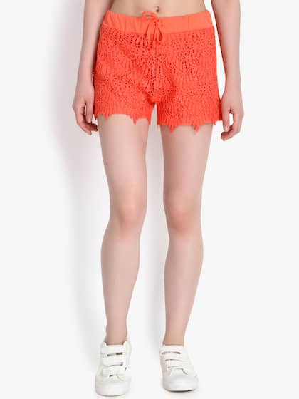 719ad5e15 Hot Pants - Buy Hot Pants For Women Online @ Best Price | Myntra