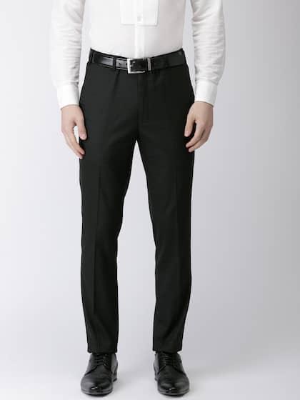 6160400b8eee11 Men Formal Trousers | Buy Men Formal Trousers Online in India