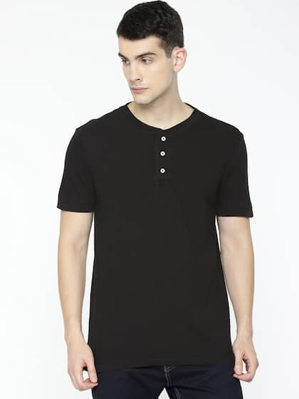 6f7d40d4 Men T-shirts - Buy T-shirt for Men Online in India | Myntra