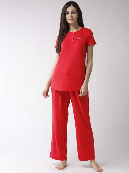 384720fdbfa Women Loungewear & Nightwear - Buy Women Nightwear & Loungewear ...