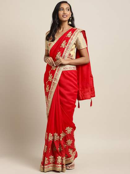 604054f60c Indian Women Sarees - Buy Indian Women Sarees Online in India