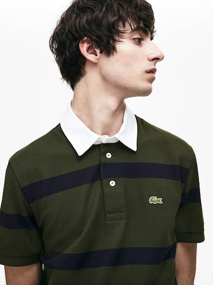 f6c01d53dd Lacoste T-Shirts - Buy T Shirt from Lacoste Online Store | Myntra