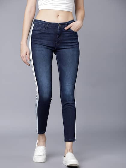 c020e4198cd Jeans for Women - Buy Womens Jeans Online in India | Myntra
