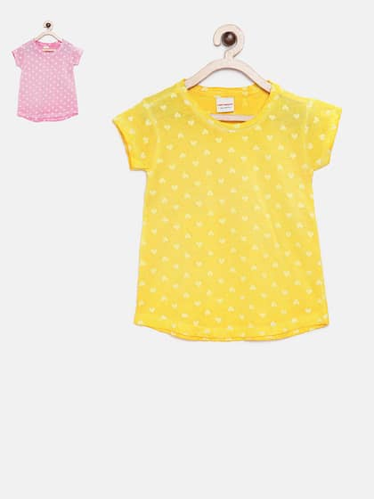 caf829893b Kids T shirts - Buy T shirts for Kids Online in India Myntra