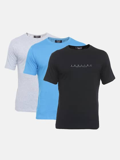 c97c340acc6e7 Sports T-shirts - Buy Mens Sports T-Shirt Online in India |Myntra
