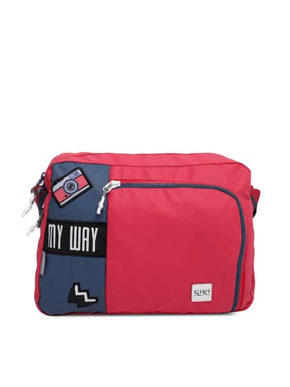 9d5fd3accf Messenger Bags - Buy Messenger Bags Online in India | Myntra