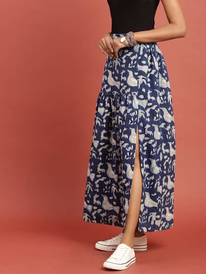 65e419d85e55f Flared Skirts - Buy Flared Skirts online in India