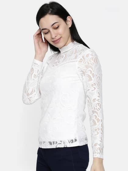 9ad80ca48ad4b0 Vero Moda Tops   Buy Vero Moda Tops for Women Online in India at ...