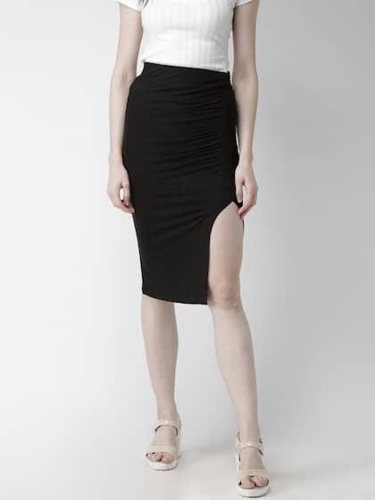 f4fdb7129 Pencil Skirt - Buy Pencil Skirt online in India