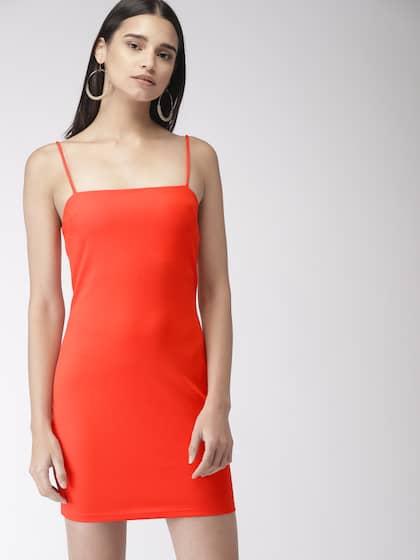 3c22c7cf49a Bodycon Dress - Buy Stylish Bodycon Dresses Online | Myntra