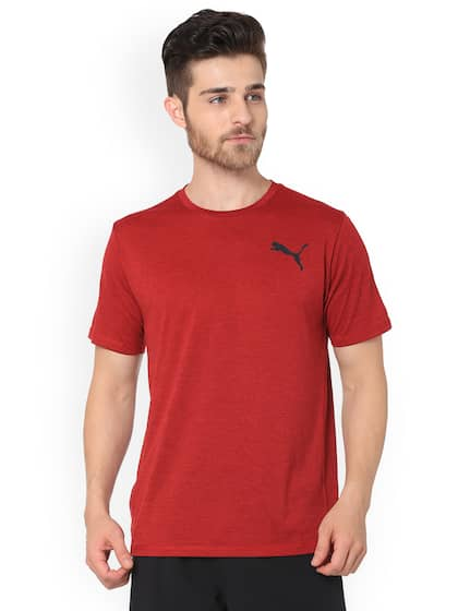 8284b15c Puma T shirts - Buy Puma T Shirts For Men & Women Online in India